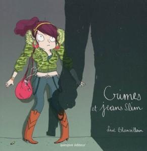 crimes jeans slim